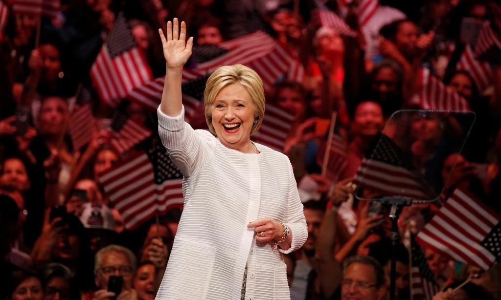 Ba Clinton: Tu de nhat phu nhan toi giac mo nu tong thong My hinh anh 23