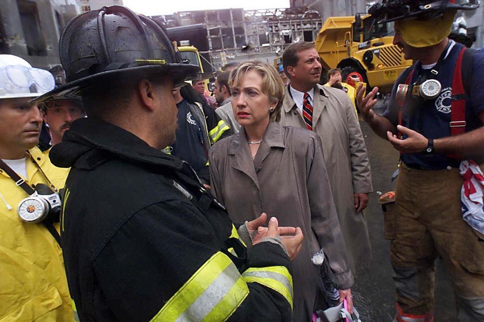Ba Clinton: Tu de nhat phu nhan toi giac mo nu tong thong My hinh anh 13