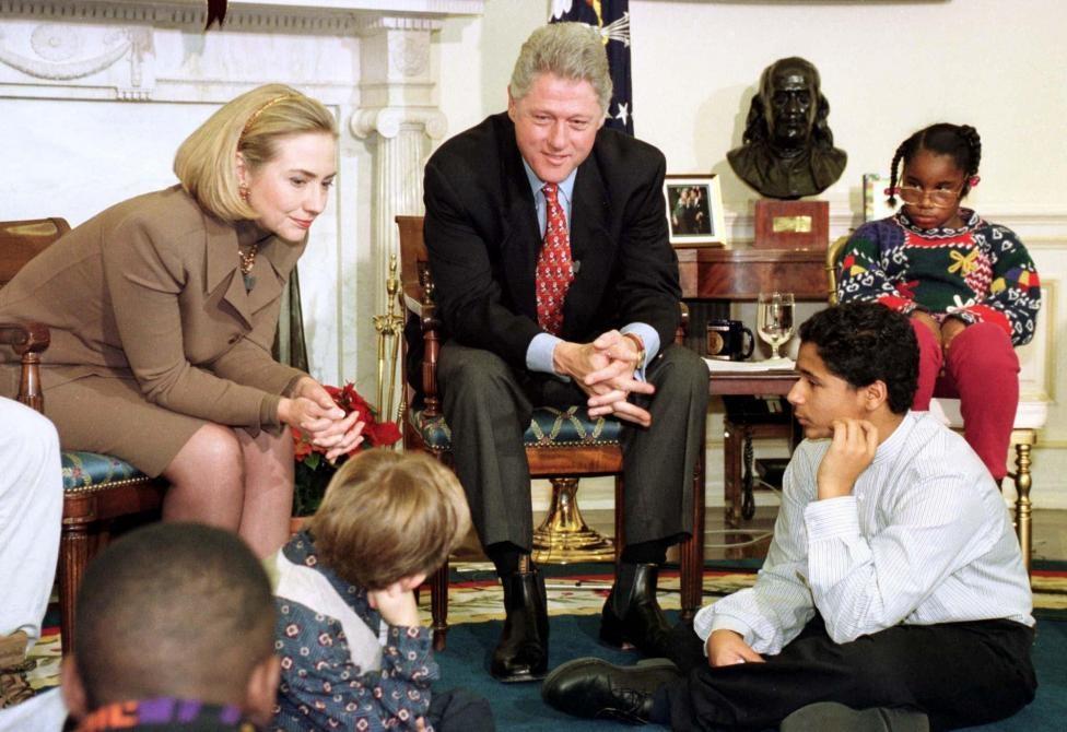 Ba Clinton: Tu de nhat phu nhan toi giac mo nu tong thong My hinh anh 6