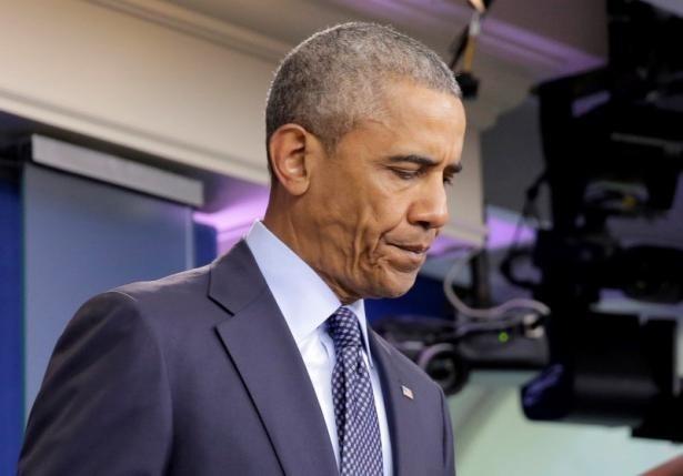 Giot nuoc mat bat luc cua ong Obama sau cac vu xa sung o My hinh anh 7