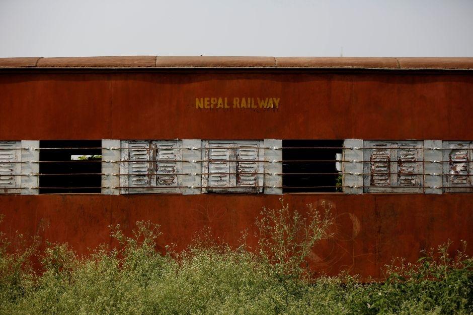 Tuyen duong sat 80 nam tuoi bi bo hoang giua Nepal va An Do hinh anh 1