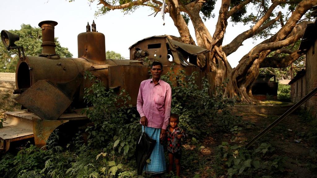 Tuyen duong sat 80 nam tuoi bi bo hoang giua Nepal va An Do hinh anh 2