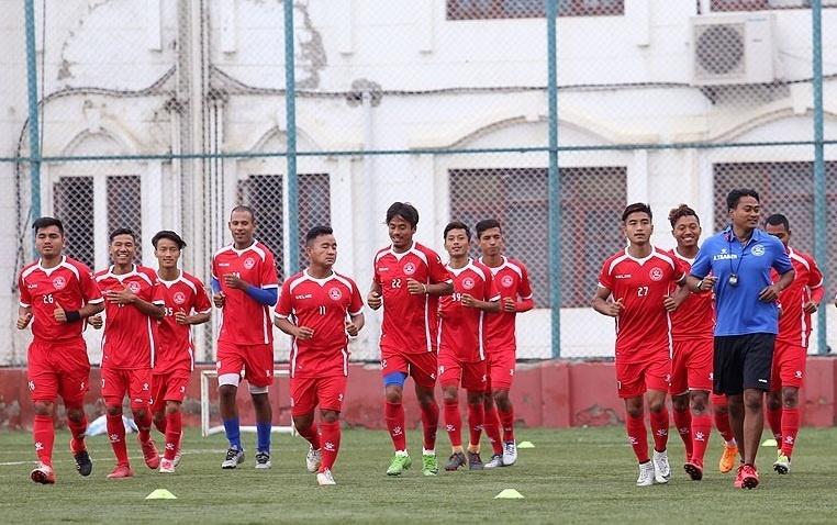 U23 Nepal - doi thu cua U23 Viet Nam con lo 'com ao, gao tien' hinh anh 1