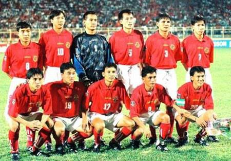 danh thu Indonesia,  Nguyen Hong Son,  ASIAD,  Rochy Putiray,  Doi tuyen Viet Nam,  Indonesia,  World Cup,  Diego Maradona,  Maradona anh 2
