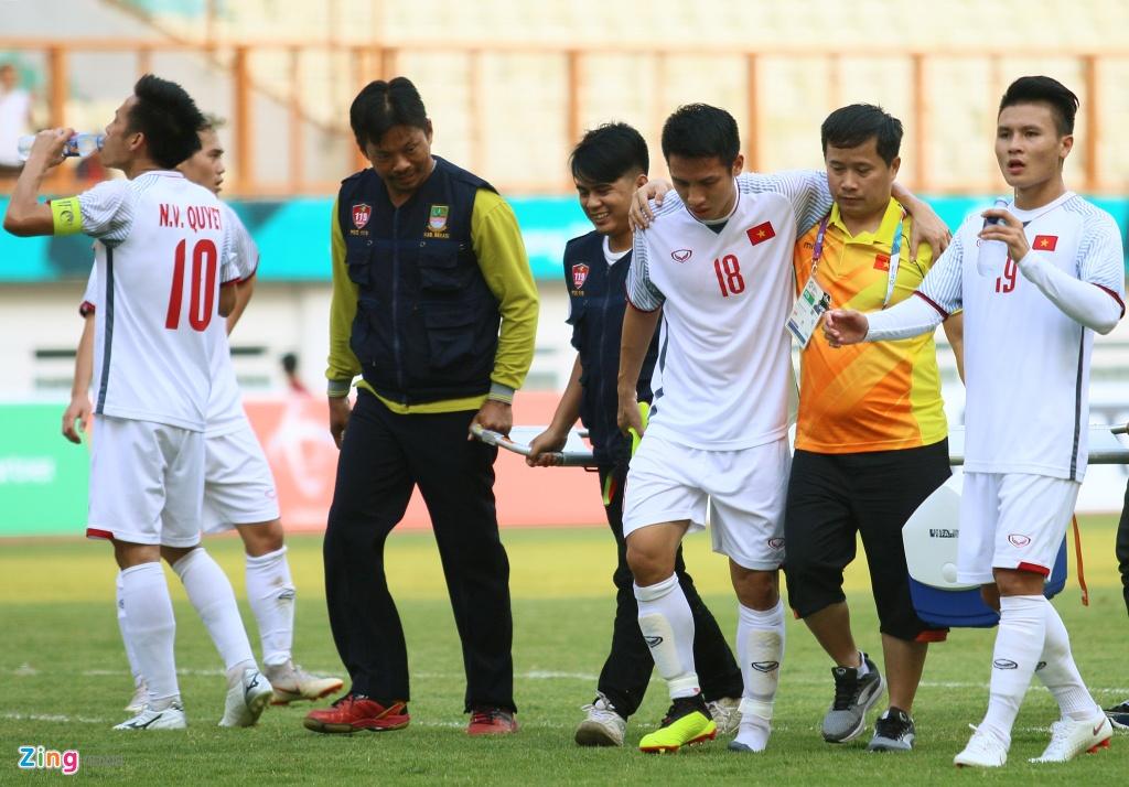 Truong doan Olympic Bahrain: Sao cau thu Viet chua thi dau o chau Au? hinh anh 2