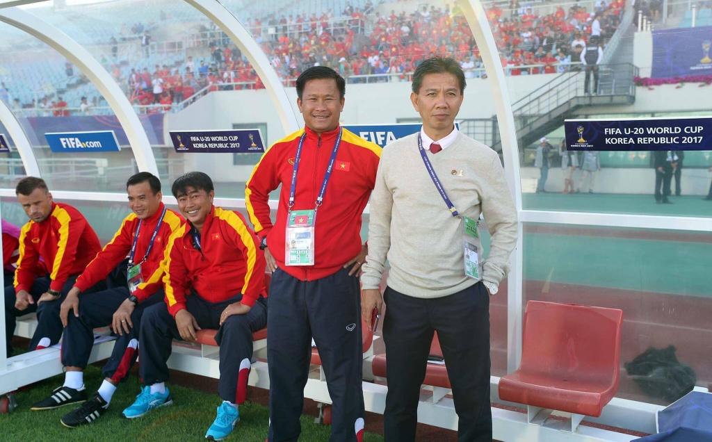 U19 Viet Nam,  U20 Viet Nam,  Hoang Anh Tuan,  U20 World Cup,  AFC,  Bui Tien Dung,  Quang Hai,  Duc Chinh anh 2