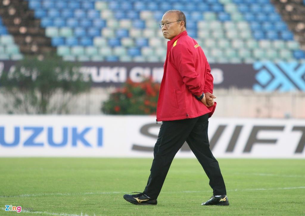 Myanmar,  Viet Nam,  AFF Cup,  Park Hang Seo,  cau nguyen,  doi tuyen anh 5