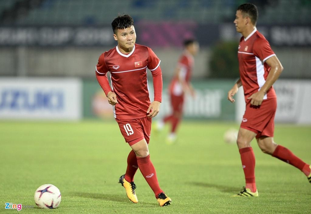 Myanmar,  Viet Nam,  AFF Cup,  Park Hang Seo,  cau nguyen,  doi tuyen anh 11