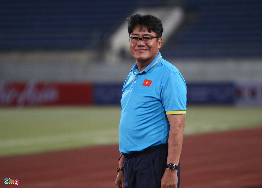 Park Hang Seo,  Viet Nam,  Philippines,  Malaysia,  AFF,  AFF Cup,  Duong Vu Lam anh 2