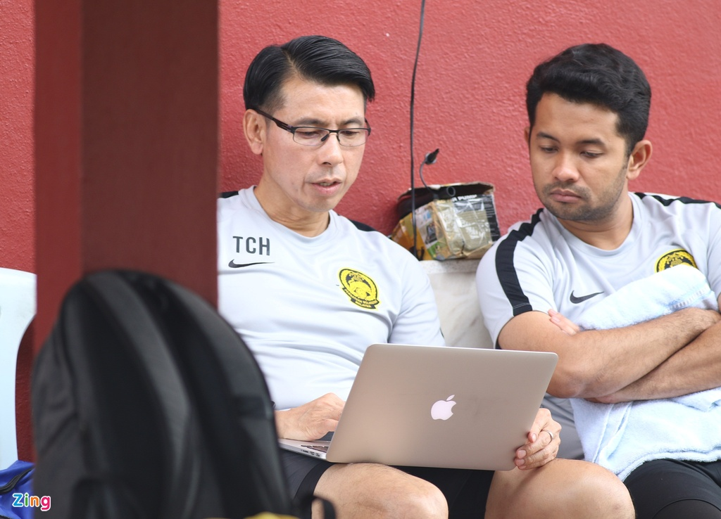 Malaysia doi san tap xa thanh pho sau khi Viet Nam den Kuala Lumpur hinh anh 6