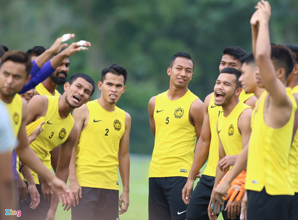 Malaysia doi san tap xa thanh pho sau khi Viet Nam den Kuala Lumpur hinh anh 1