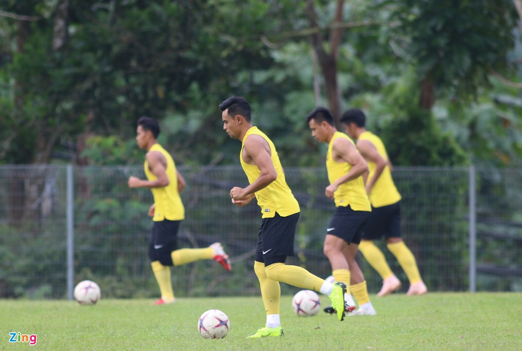 Malaysia doi san tap xa thanh pho sau khi Viet Nam den Kuala Lumpur hinh anh 8