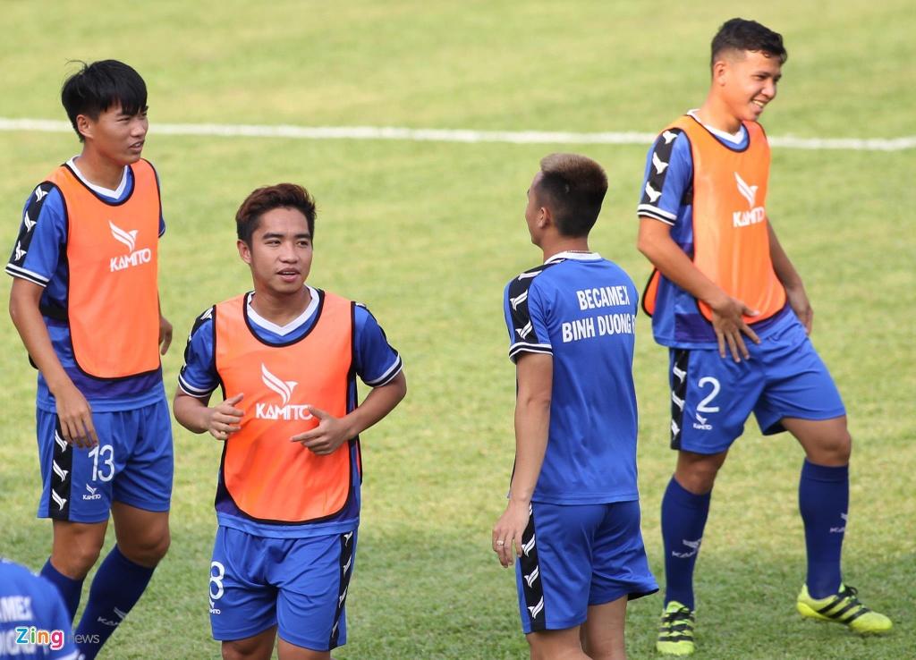 CLB Binh Duong on dinh sau su ra di cua HLV Tran Minh Chien hinh anh 1