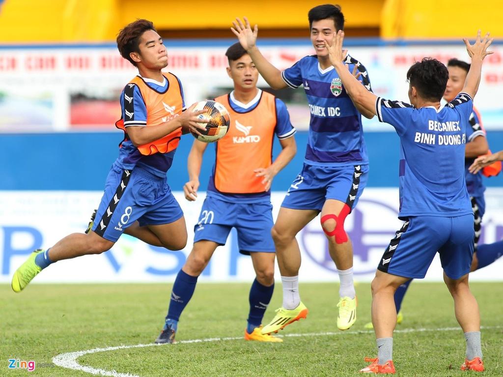 CLB Binh Duong on dinh sau su ra di cua HLV Tran Minh Chien hinh anh 3
