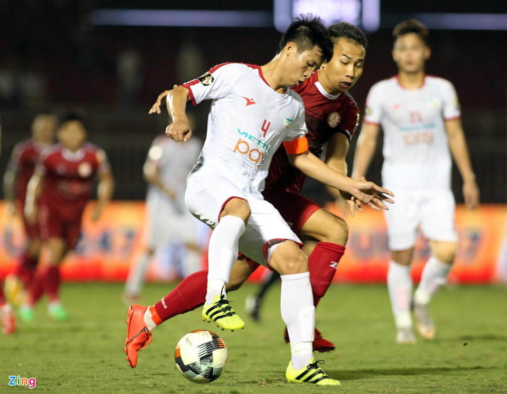 doi bong bat bai V.League,  tuyen thu viet nam that bai o v league anh 5