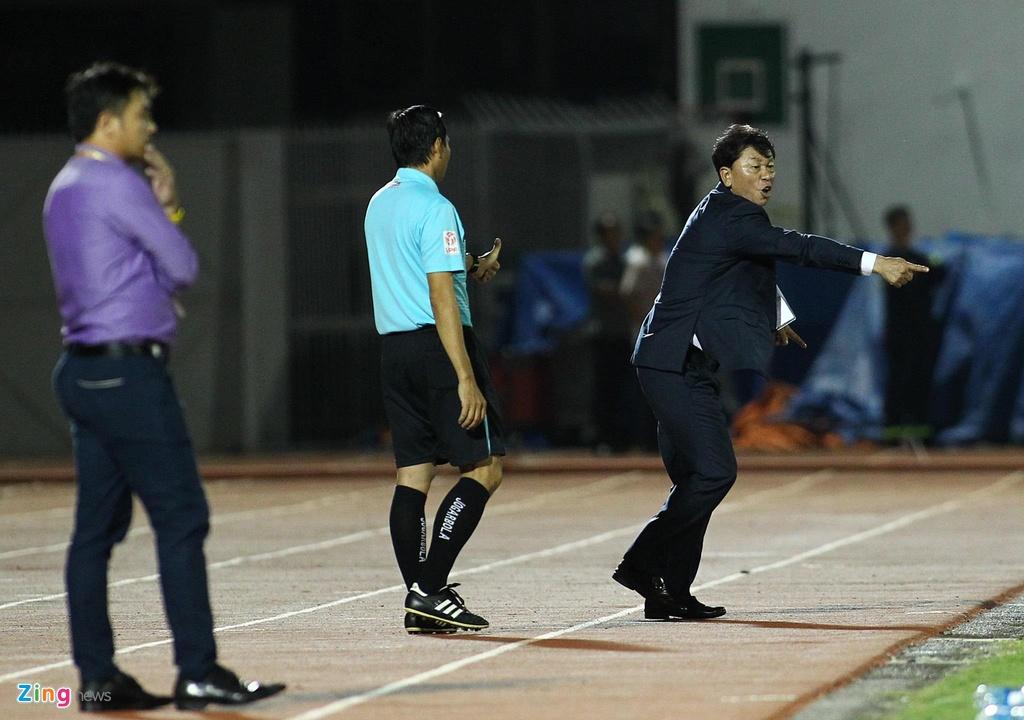 Ngoai binh cua CLB Thanh Hoa coi ao, chi mat trong tai FIFA hinh anh 8