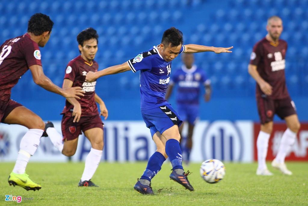 Tien Linh ghi ban thang dau tien o AFC Cup mua nay hinh anh 6