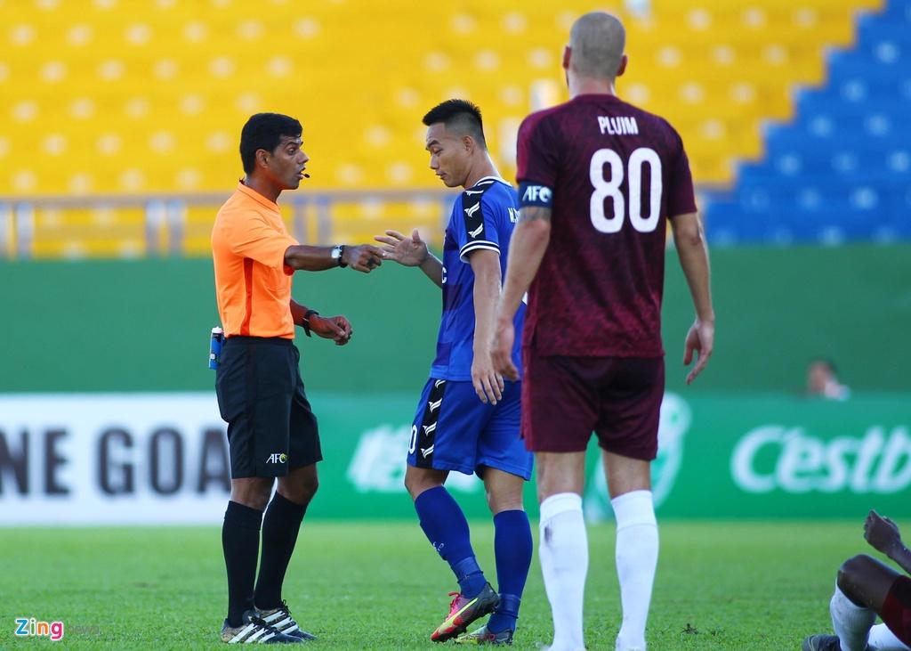 Tien Linh ghi ban thang dau tien o AFC Cup mua nay hinh anh 5