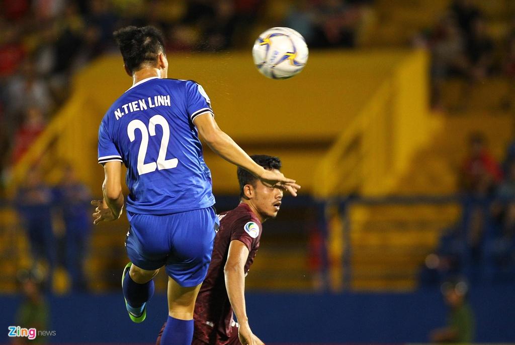 Tien Linh ghi ban thang dau tien o AFC Cup mua nay hinh anh 1