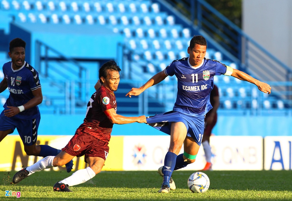 Tien Linh ghi ban thang dau tien o AFC Cup mua nay hinh anh 3