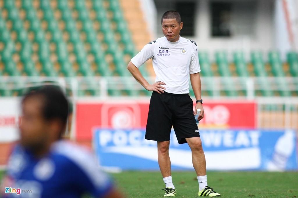 Quang Hai va dong doi san sang doi mon no thua 2-5 truoc Sai Gon hinh anh 4