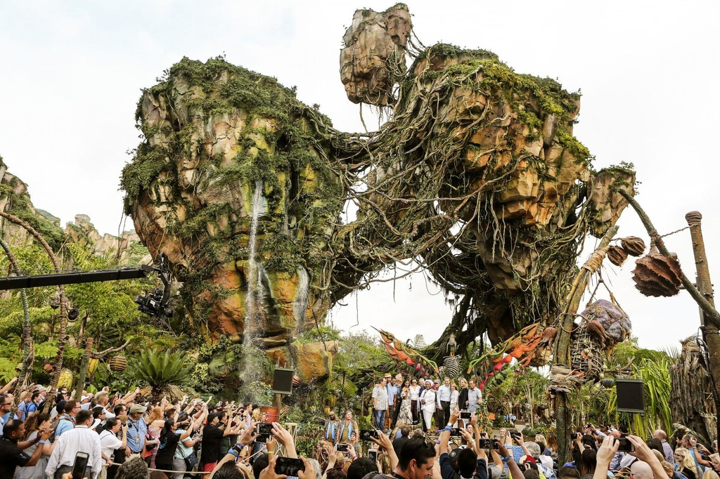 'Avatar' la rui ro lon cua Disney, nhung dung nghi ngo James Cameron hinh anh 4