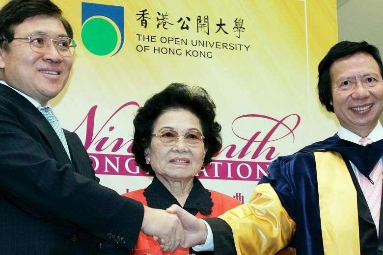 Dau da, tranh chap tai san va tu toi trong gia toc giau nhat Hong Kong