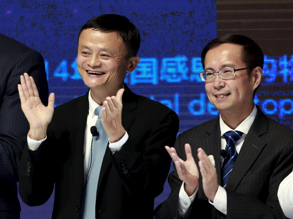 De che Alibaba 460 ty USD co lung lay khi Jack Ma roi ghe chu tich? hinh anh 3