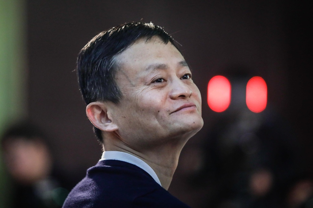 De che Alibaba 460 ty USD co lung lay khi Jack Ma roi ghe chu tich? hinh anh 2