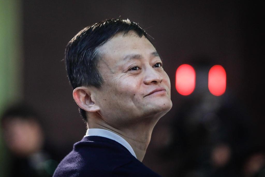 Jack Ma tu chuc anh 2