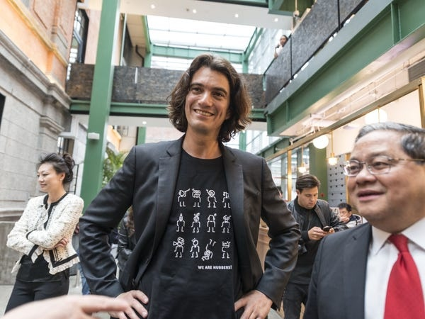 WeWork thay CEO anh 2