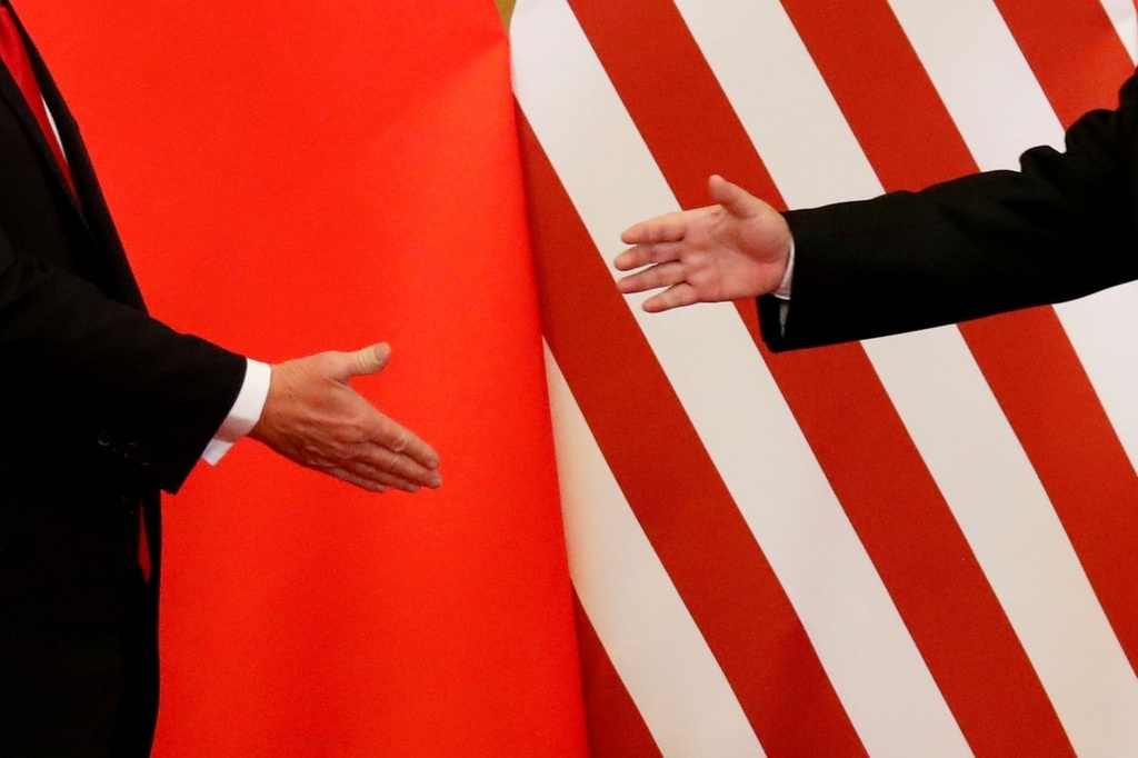 'Neu ky thoa thuan, Tong thong Trump se bi TQ xo mui thuong mai' hinh anh 1 imr.jpg