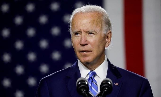 Cuu pho tong thong Joe Biden anh 1