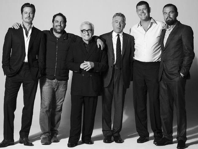 Brad Pitt Leonardo DiCaprio anh 6