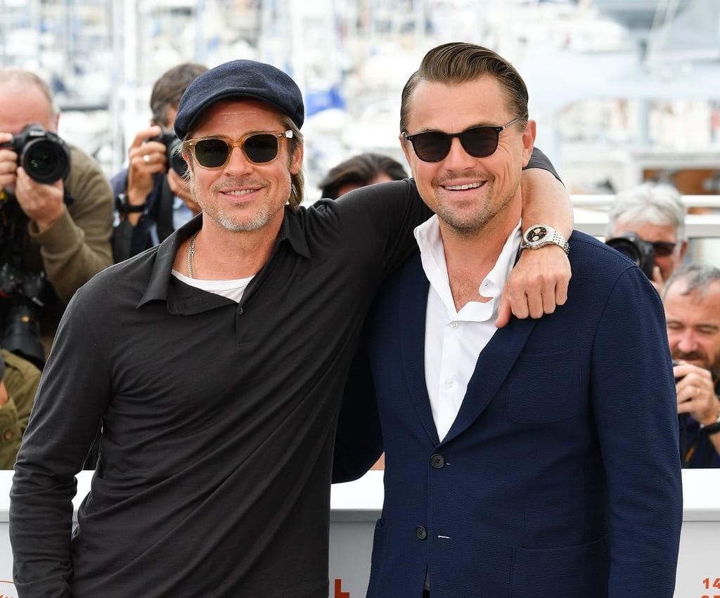 Brad Pitt Leonardo DiCaprio anh 9
