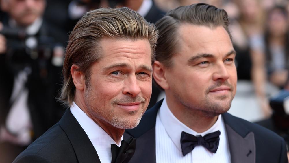 Brad Pitt Leonardo DiCaprio anh 10