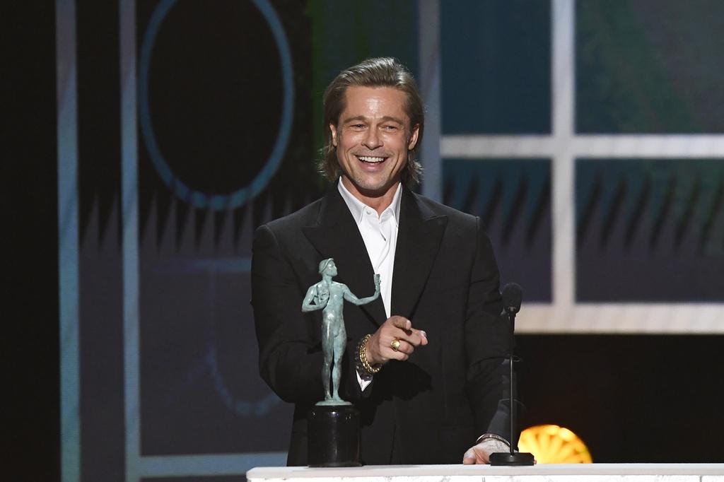Brad Pitt Leonardo DiCaprio anh 13