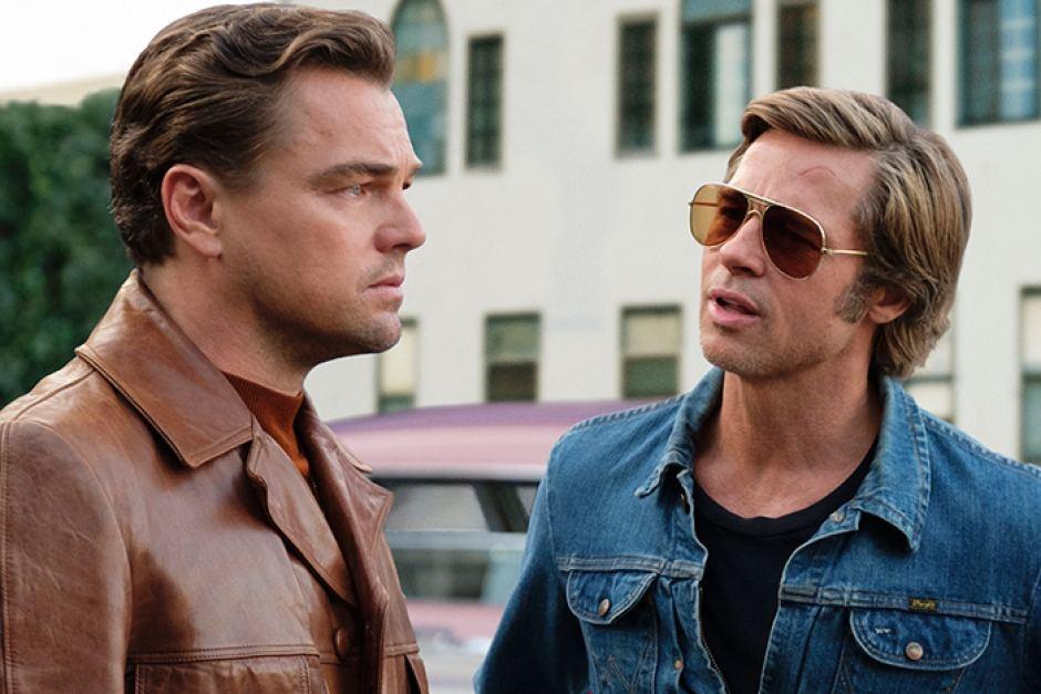 Brad Pitt Leonardo DiCaprio anh 2