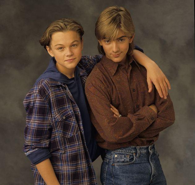 Brad Pitt Leonardo DiCaprio anh 3