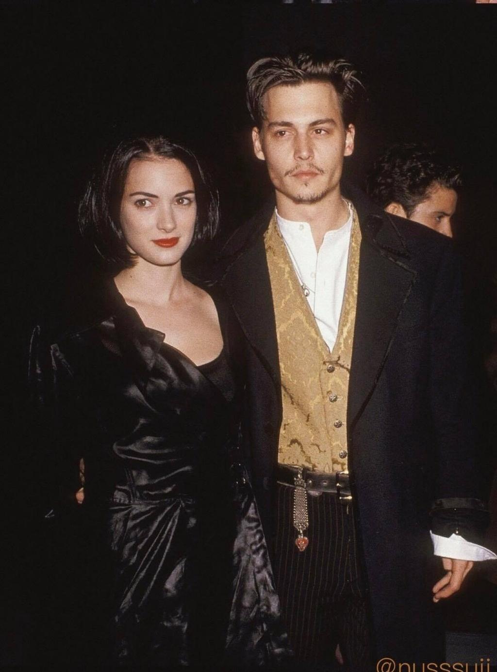 Johnny Depp Winona Ryder anh 11