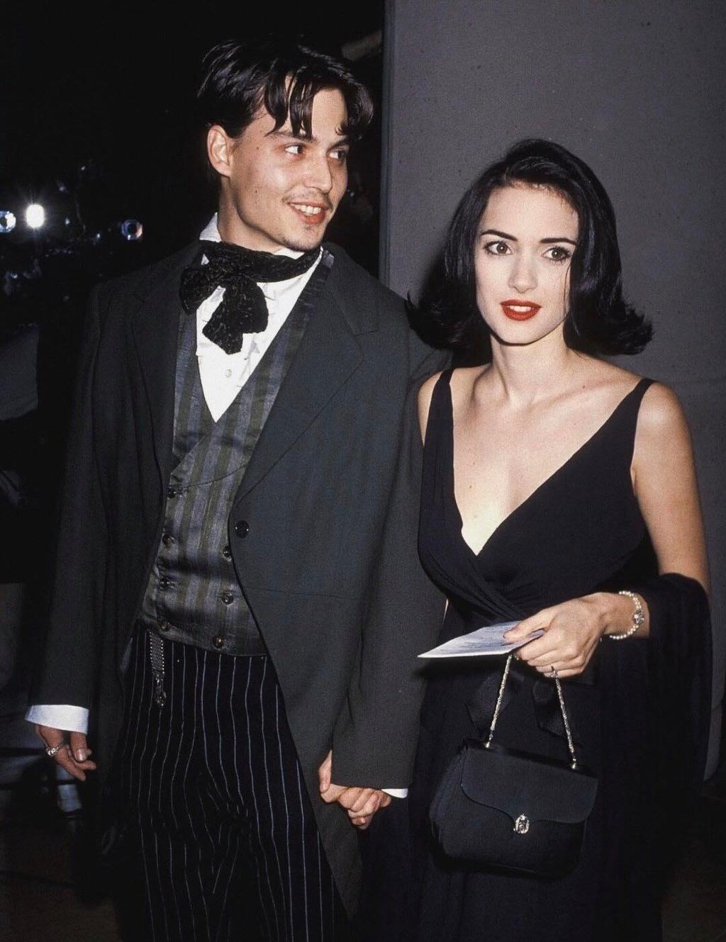 Johnny Depp Winona Ryder anh 8