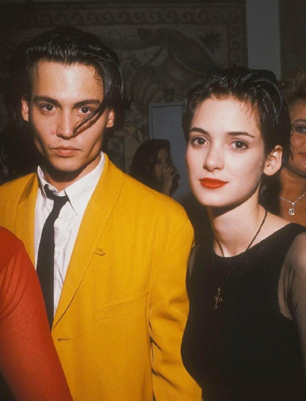 Johnny Depp Winona Ryder anh 3
