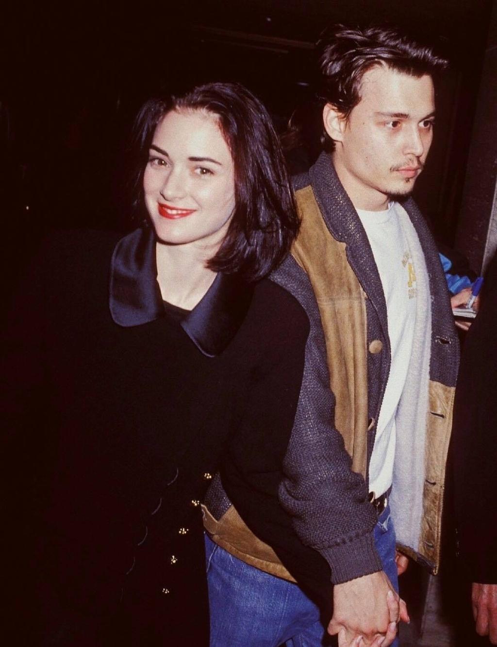 Johnny Depp Winona Ryder anh 15