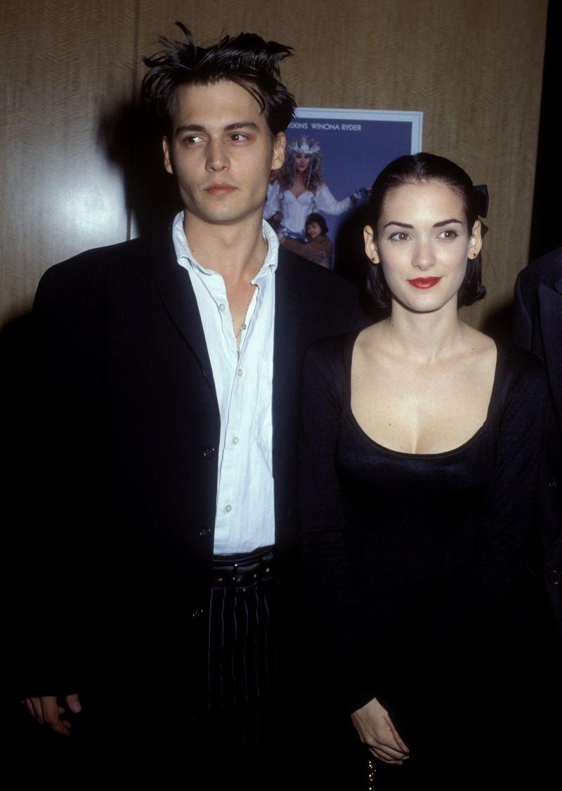 Johnny Depp Winona Ryder anh 14