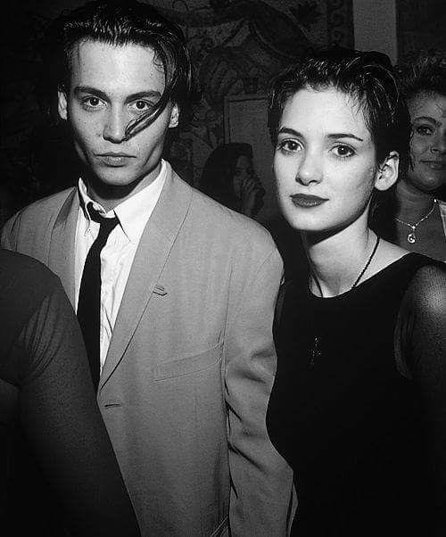 Johnny Depp Winona Ryder anh 12