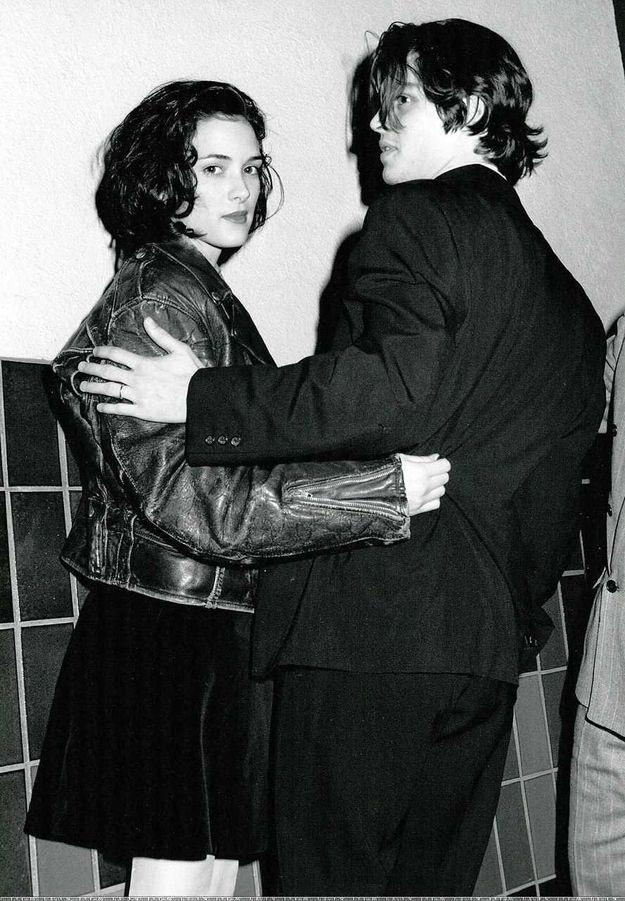 Johnny Depp Winona Ryder anh 13