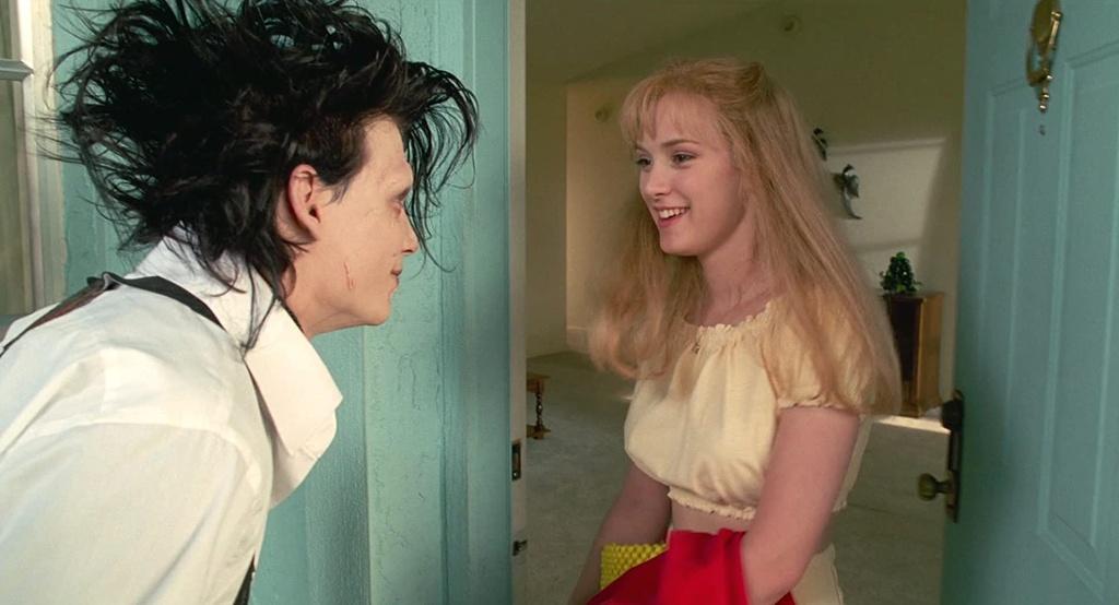 Johnny Depp Winona Ryder anh 9