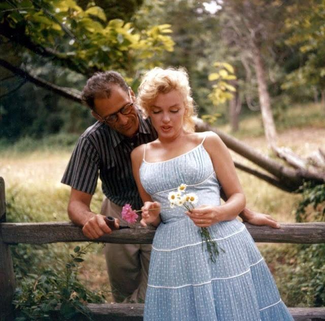 Marilyn Monroe va chong anh 8