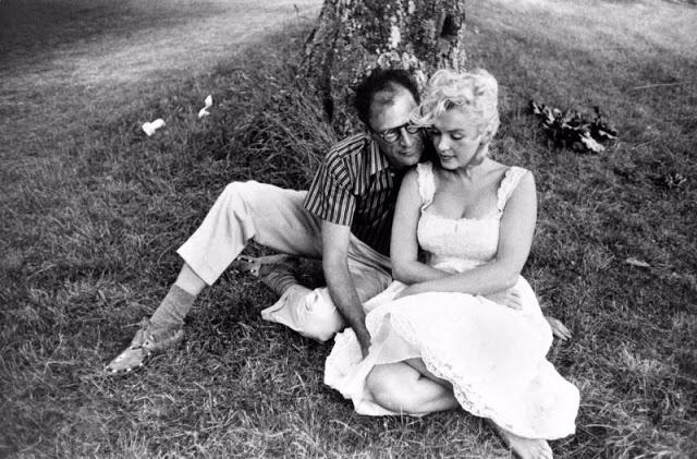Marilyn Monroe va chong anh 7