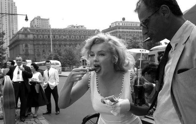 Marilyn Monroe va chong anh 5
